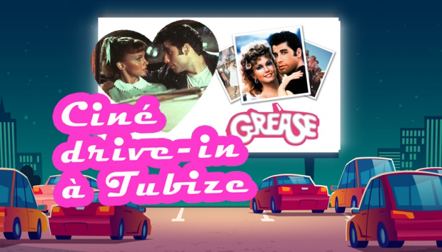 Ciné Drive-in Grease