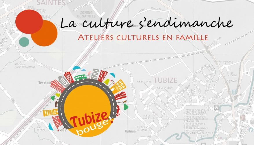 Ateliers famille TUBIZE BOUGE !